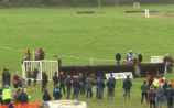 WATCH: Waterford jockey's miracle recovery win wows the internet