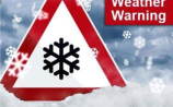 Met Eireann issues snow warning for entire country this weekend