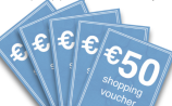 WIN: Your chance to win a €50 shopping voucher with the Waterford Live