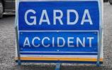 Waterford to Dublin motorway road closed after two trucks