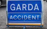 Gardaí at scene of Waterford crash