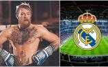 WATCH: Conor McGregor to be the next Galactico? Well, he's been invited to Real Madrid training
