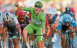 Carrick-on-Suir cyclist Sam Bennett among the favourites to land RTÉ Sportsperson of the Year award