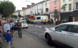 Pedestrian rushed to hospital with serious injuries following car crash in Clonmel town centre