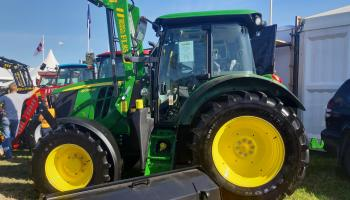 GALLERY| Machinery as far as the eye can see at Ploughing 2019