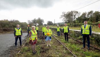 Work begins on 24-kilometre South East Greenway in Kilkenny