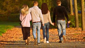 National Walking Day will take place on Sunday, September 27