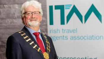 Michael Doorley is President of the Irish Travel Agents Association and Managing Director of Shandon Travel