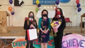 PHOTOS: 'Special occasion' as Waterford City school marks the end of academic year