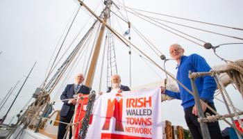 Strong historic trading links between Waterford and New Ross celebrated