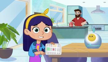 New Irish TV show will teach kids about online safety