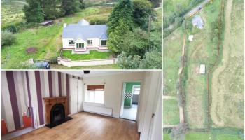PROPERTY WATCH: Make a break for the countryside with this €75,000 doer-upper