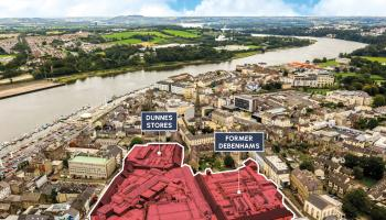 Waterford shopping centre on the market with multi-million euro asking price