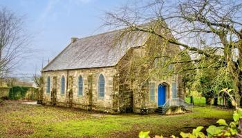 PROPERTY WATCH: Your prayers could be answered as this old church goes to auction at tempting price