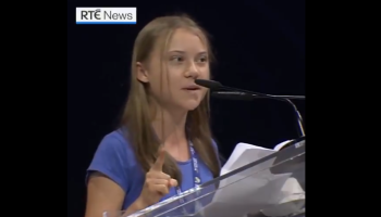 WATCH: 'Blah, blah, blah' - Greta Thunberg blasts world leaders for climate inaction