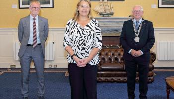 Historical and cultural links stressed as Norwegian Ambassador visits Waterford