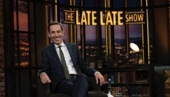 Tonight's RTE Late Late Show guests revealed