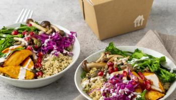 Big rise in demand for vegetarian takeaways among Irish consumers