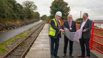 Work commences on big extension to Waterford Greenway