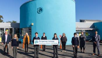 Waterford City & County Council partners with local school with the aim to 'empower second-level students'