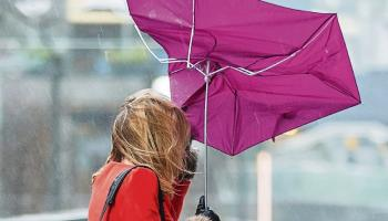 Weather forecast for Ireland from Met Eireann