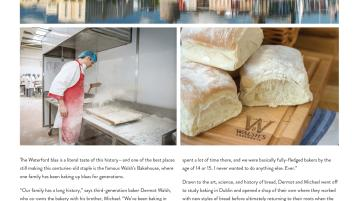 Famous Waterford bakery features in top United States magazine