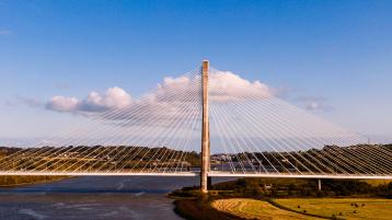 Waterford City and County Council offering 'unique spectacle' at bridge for St Patrick's Day