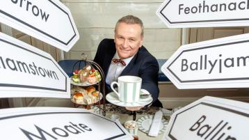 Dáithí Ó Sé invites Laois to support and celebrate Alzheimer's Tea Day 2021