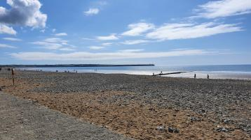 Tramore beach, County Waterford