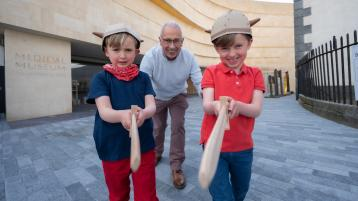 Waterford Treasures 'delighted to be welcoming visitors back' with a brand new tour