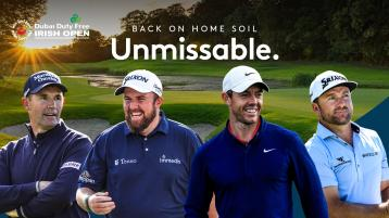 Frontline heroes offered chance of spectacular Dubai Duty Free Irish Open and Mount Juliet Estate prizes