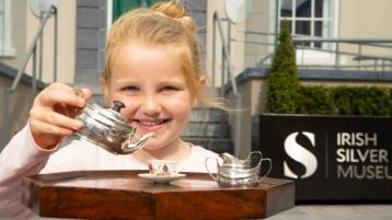 New Irish Silver Museum opens to the public