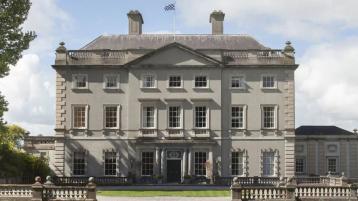 PROPERTY WATCH: Take a peek inside the €20m Laois estate snapped up by an Irish billionaire