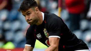British and Irish Lions side to face Sharks is named