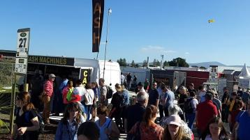 WATCH: Crazy queues for ATMs at the Ploughing in Carlow as county basks in sunshine