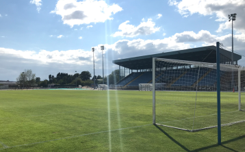 Waterford FC's pitch nominated for FAI award