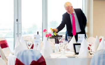 Grade one hospitality under orders at Limerick Racecourse this festive season