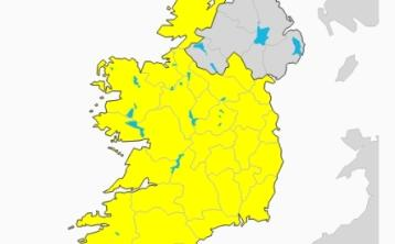 Met Éireann issues weather warning for Waterford amid snow and ice threat