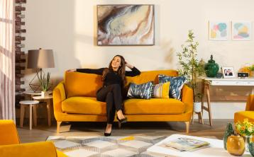 WIN: Your chance to win this fabulous sofa from EZ Living Furniture