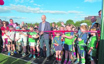 Waterford community celebrates opening of €500,000 amenity area
