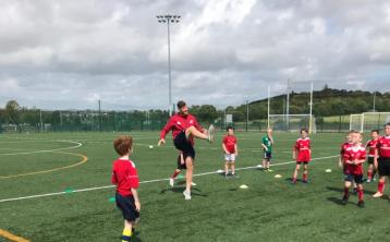 Munster Rugby camp deemed a huge success in Waterford