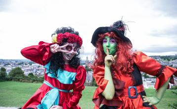 Spooky Town returns to Fota Island Resort in Cork