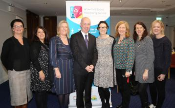 Social Prescribing being promoted by HSE in Waterford City and County