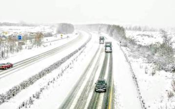 ADVANCE ALERT: It's looking a lot like snow next week!