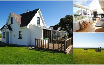 PROPERTY WATCH: Grab yourself a slice of heaven with this holiday home overlooking the sea