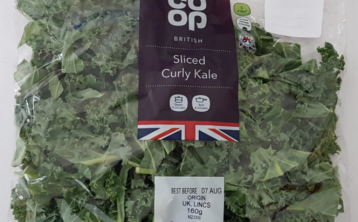 Food alert: Kale packs recalled because they may contain thistle