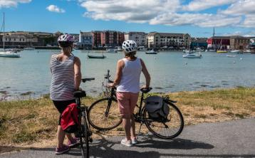 'Dungarvan is the perfect size to be a cycle-friendly town'