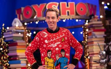 The Late Late Show's Ryan Tubridy