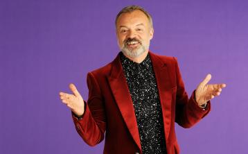 Here's the line-up of guests for this week's Graham Norton Show on BBC One