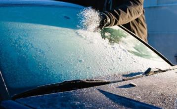 'Frost and ice' but no snow in Met Éireann forecast for the rest of the week